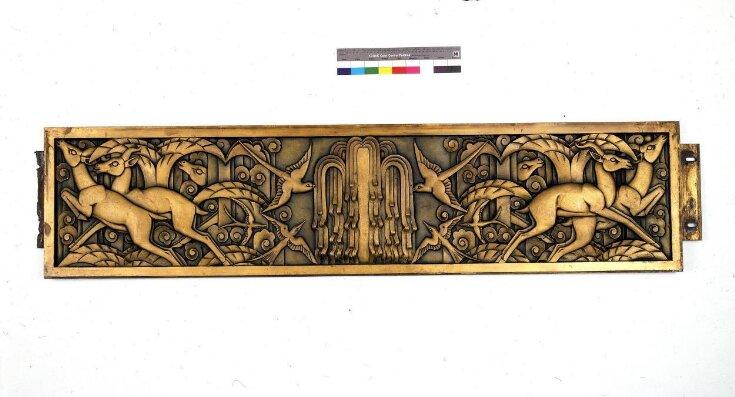 Frieze Panel top image