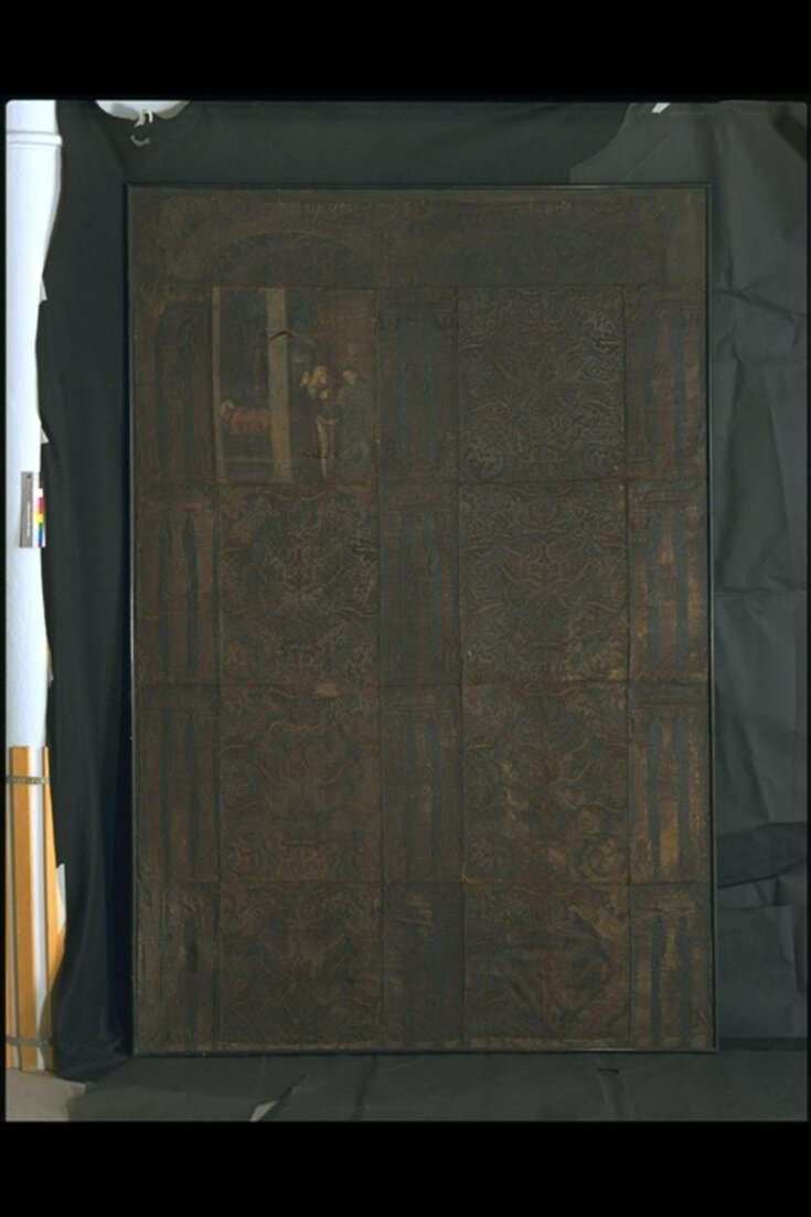 Leather Panel top image