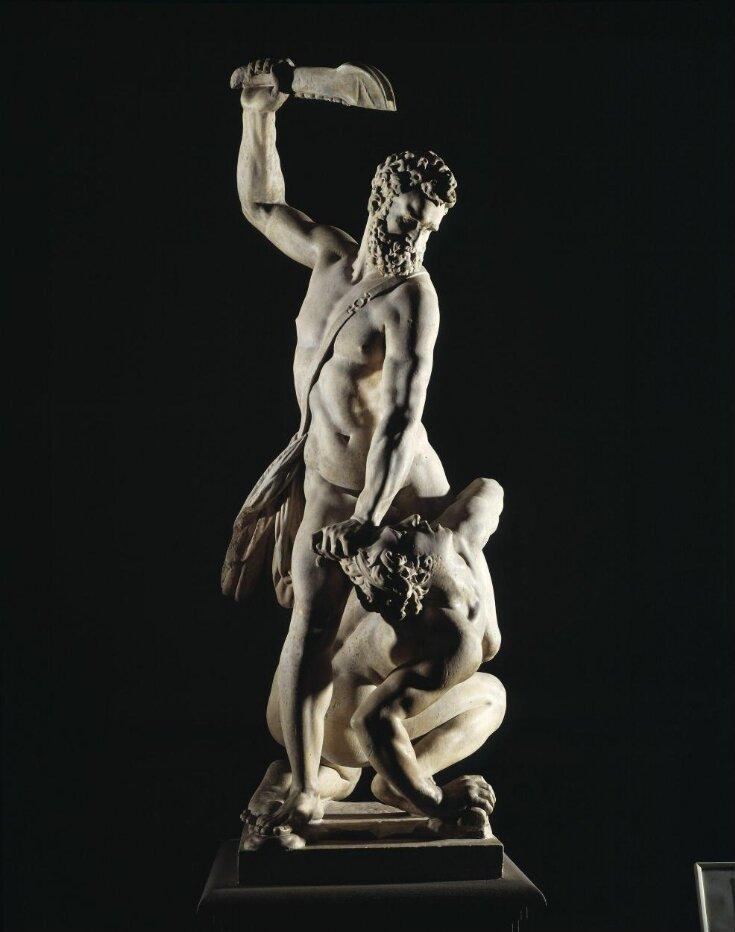 Samson Slaying a Philistine top image