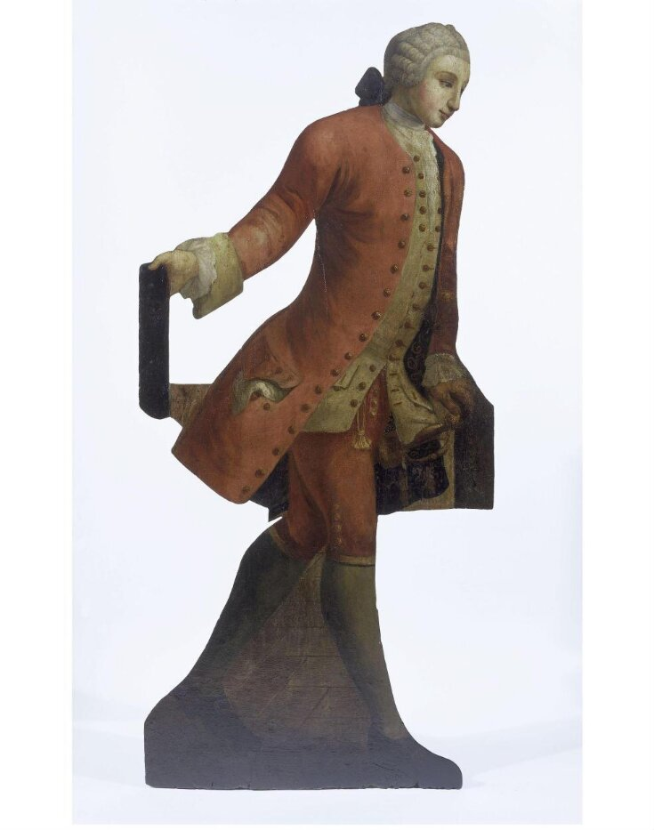 Young Man with Sword (dummy board) top image