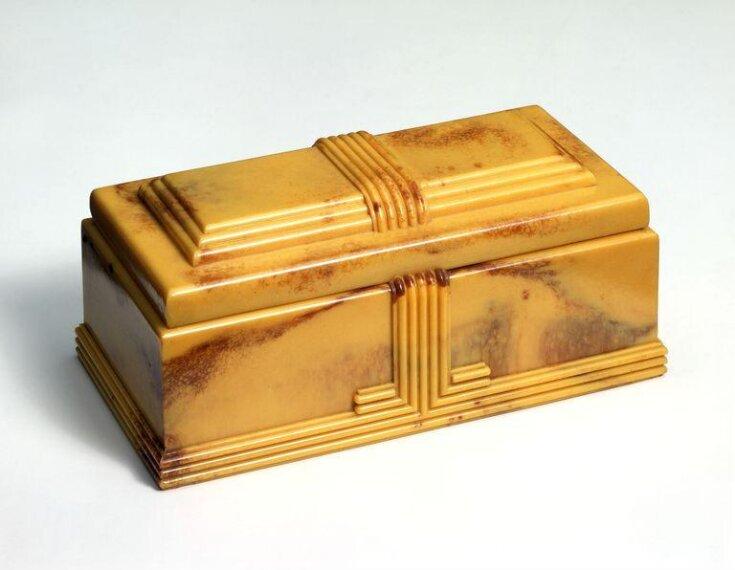 Cigarette Box top image