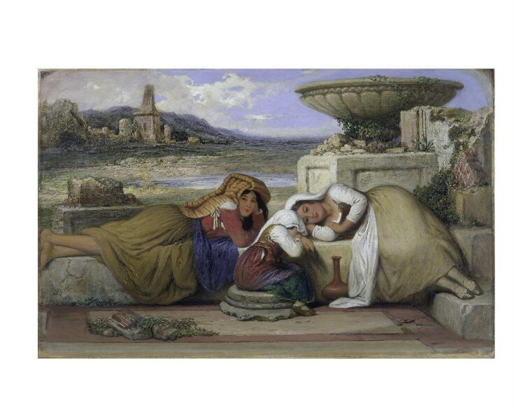Mendicants of the Roman Campagna top image