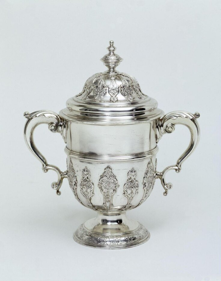Covered Cup top image
