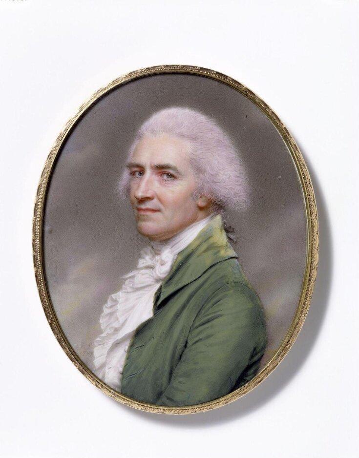 Miniature self-portrait of John Smart top image