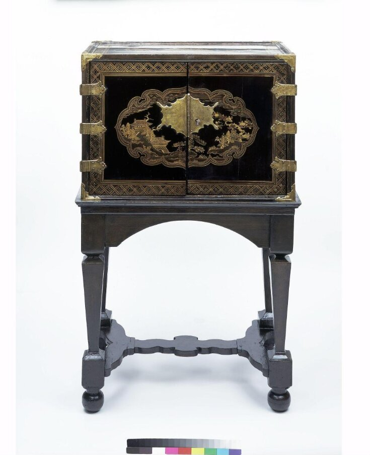 Cabinet on Stand top image