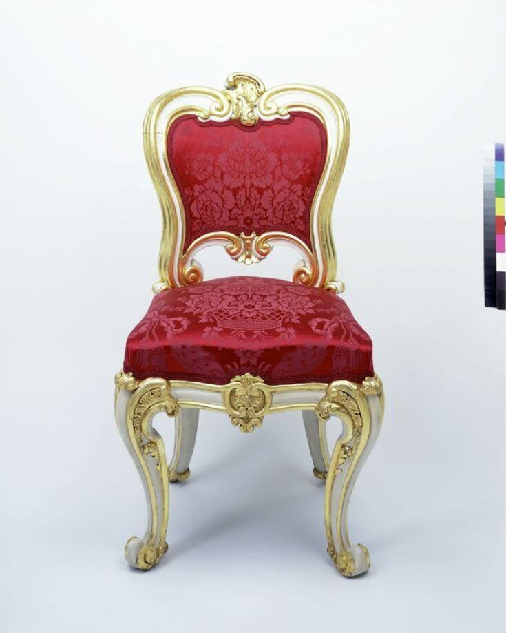 Chair for Goldsmith's Hall, London top image