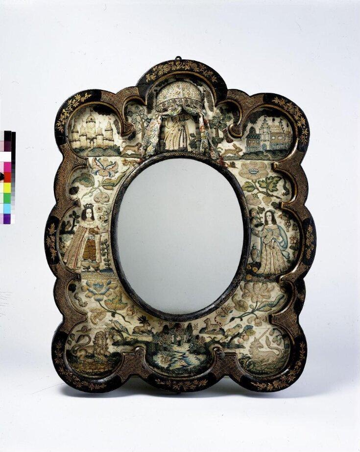 Mirror Frame top image