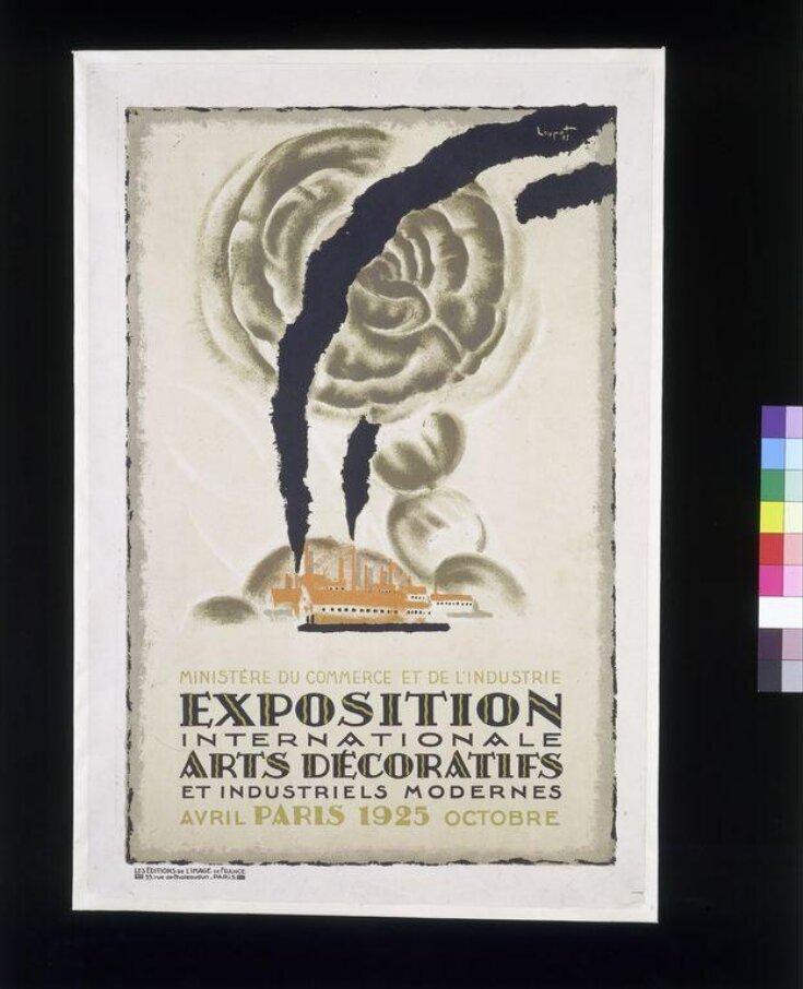 Exposition Internationale des Arts Décoratifs, Paris, 1925 top image