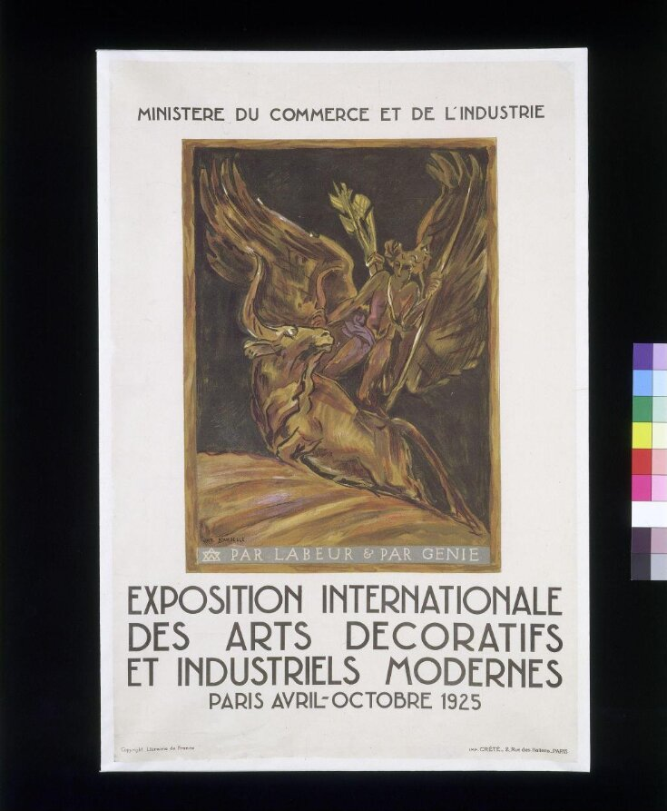 Exposition Internationale des Arts Décoratifs, Paris, 1925 top image