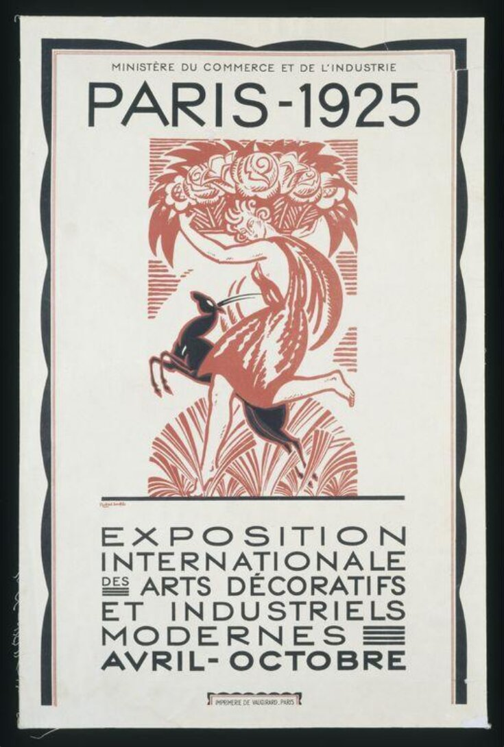 Paris, 1925 : Exposition Internationale des Arts Décoratifs top image