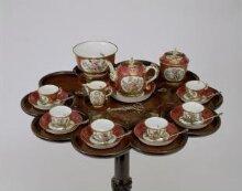 Tripod Tea Table thumbnail 1