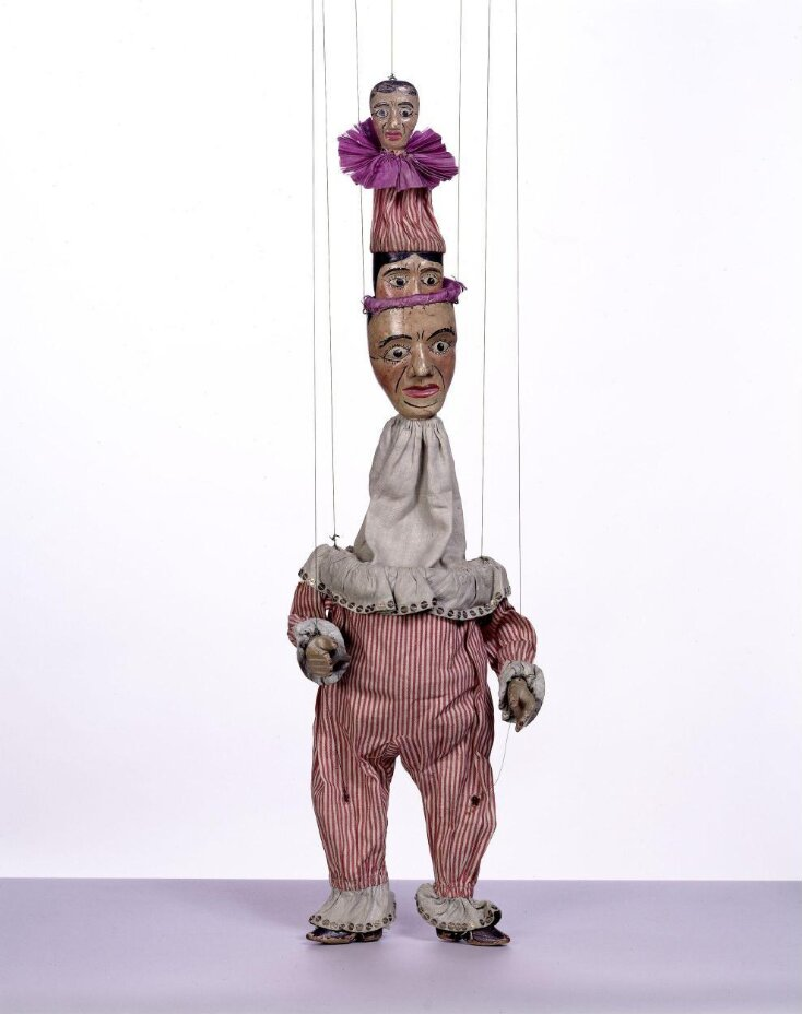 Marionette top image