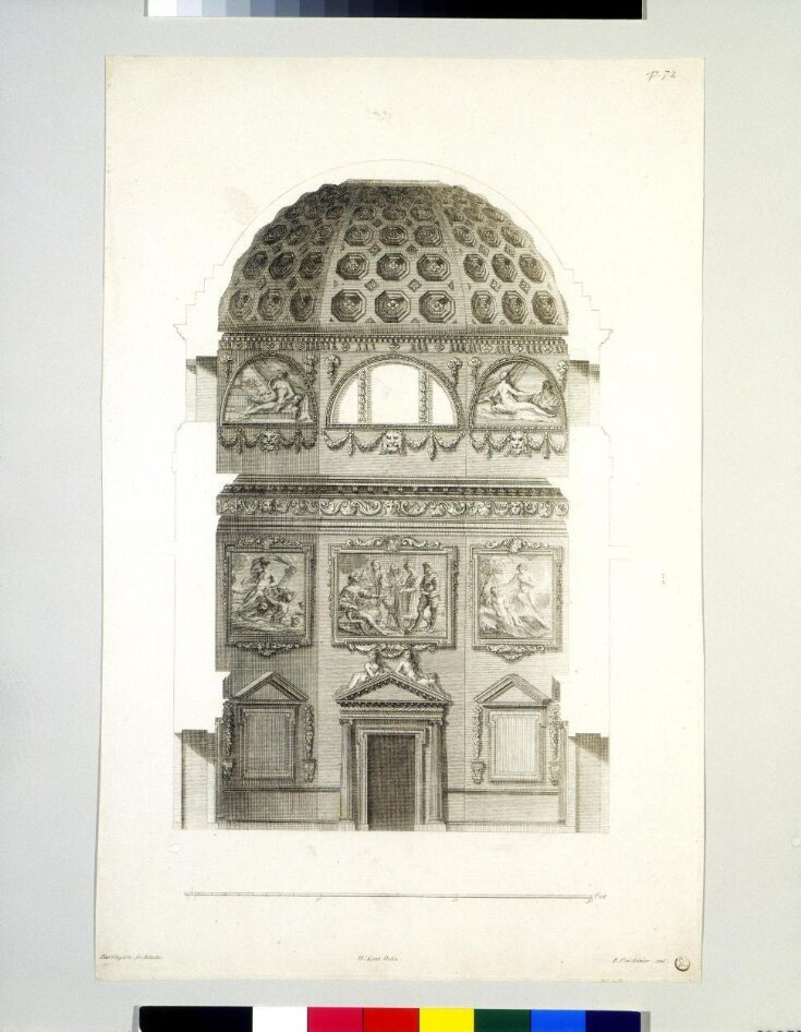 The Designs of Inigo Jones Consisting of Plans and Elevations for Publick [sic] and Private Buildings top image