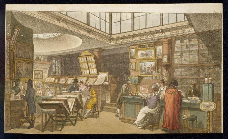 Ackermann's Room in the Strand top image