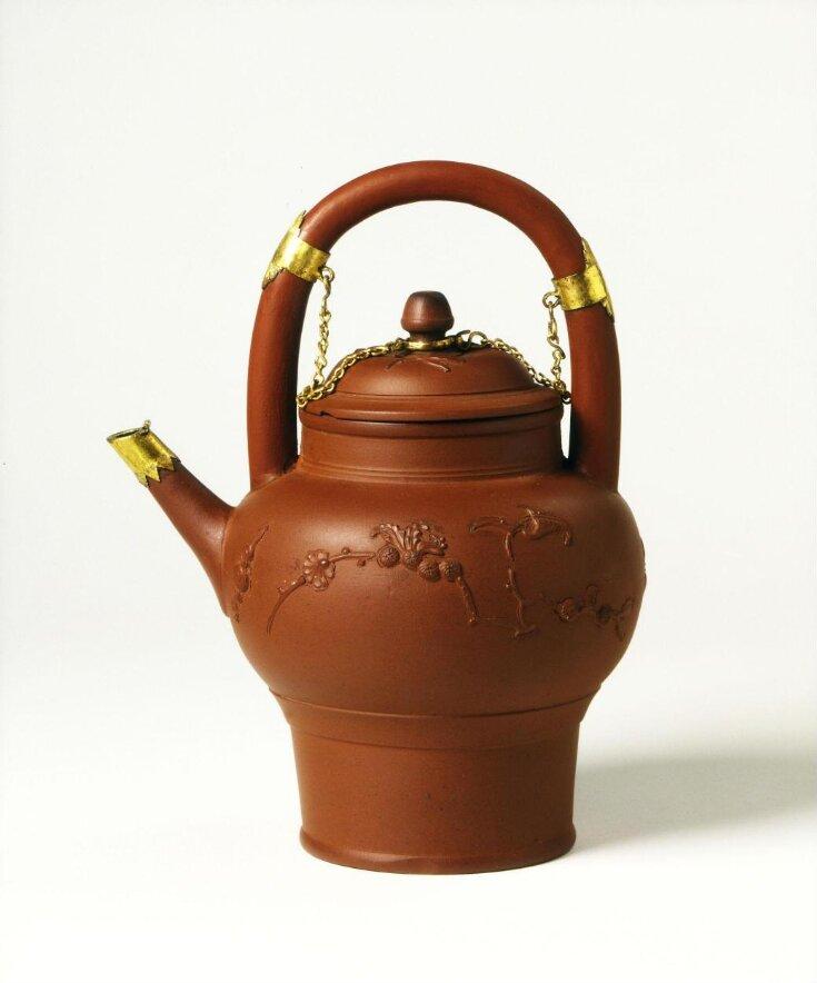 Teapot top image