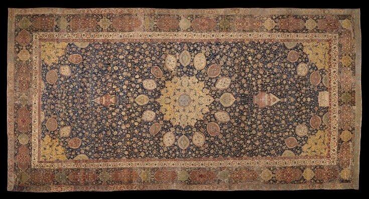 The Ardabil Carpet top image