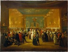 A Masquerade at the King's Theatre, Haymarket thumbnail 1