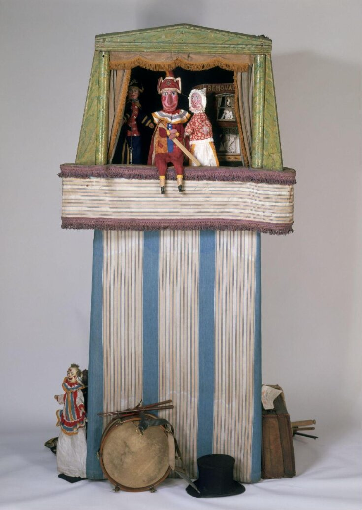 Punch and Judy top image