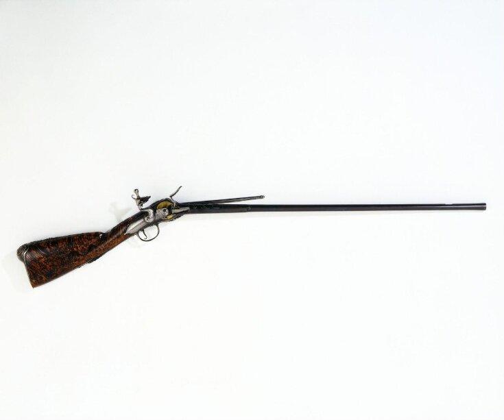 Flint-Lock Magazine Gun top image