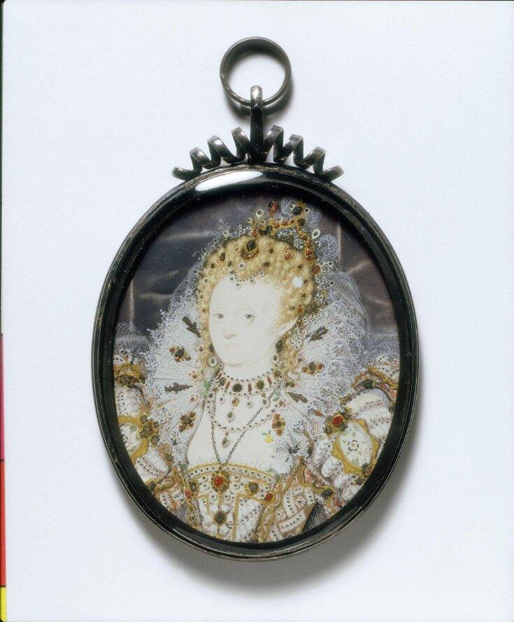 Queen Elizabeth I top image