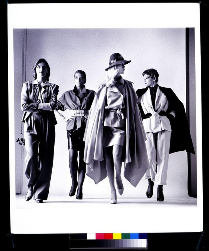Sie kommen (Dressed) | Newton, Helmut | V&A Search the