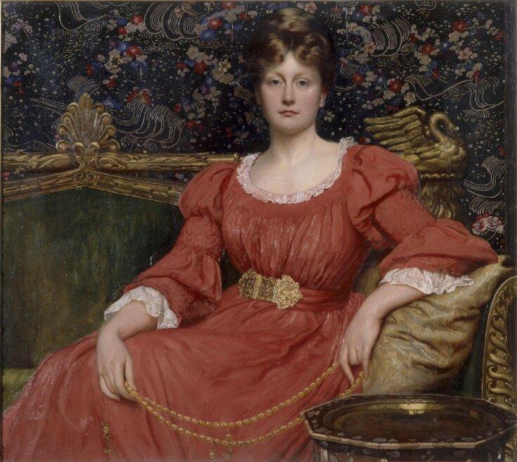 Mrs Luke Ionides (1848-1929) top image