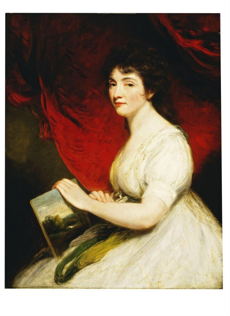 Miss Mary Linwood, Artist in Needlework top image