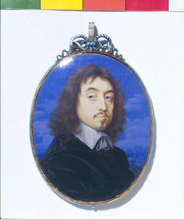 A Man, perhaps Sir John Wildman top image