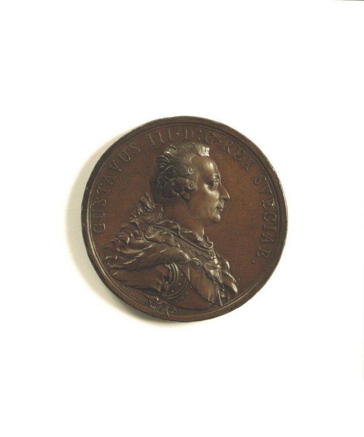 Memory of Gustavus III, King of Sweden top image