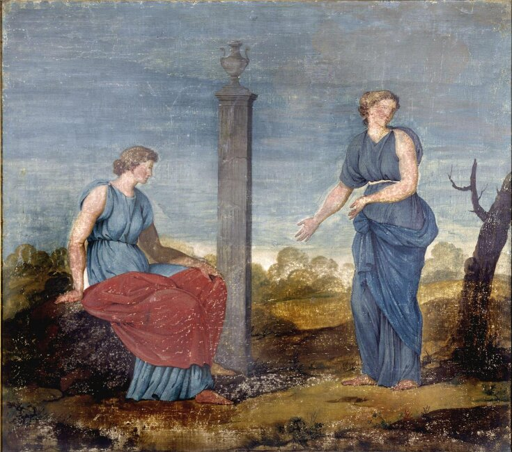 Decorative painting for Kedleston Hall top image