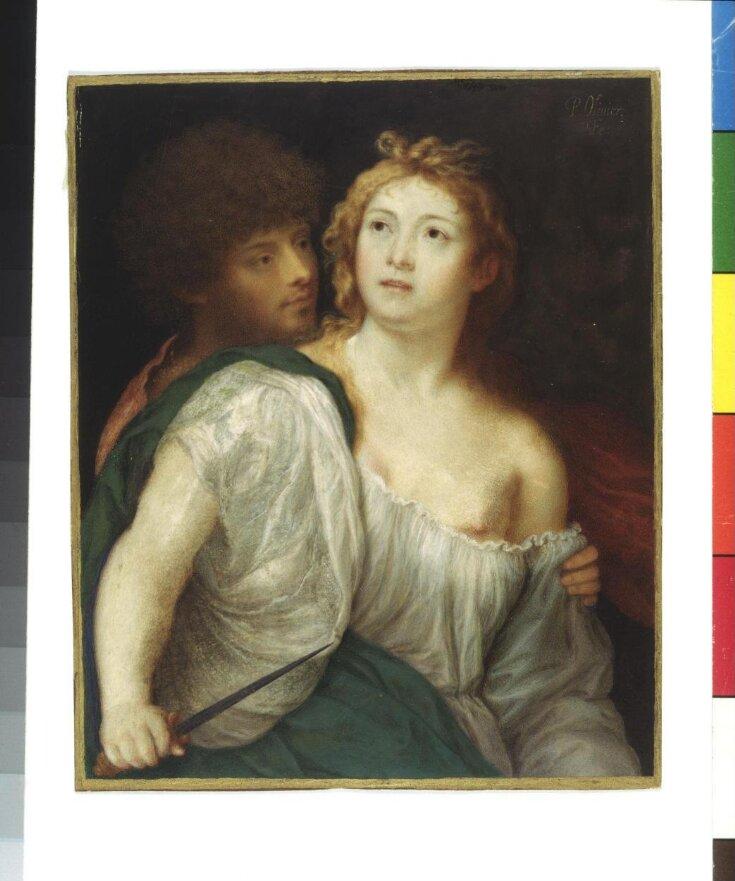 Tarquin and Lucretia top image