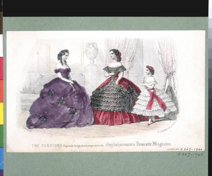 Fashion Plate top image