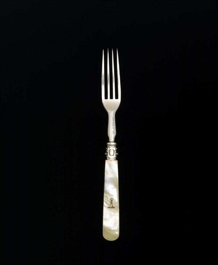 Dessert Fork top image