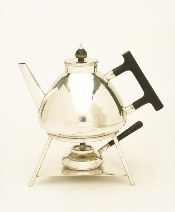 Tea Kettle and Stand top image