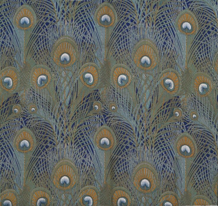 Peacock Feathers top image