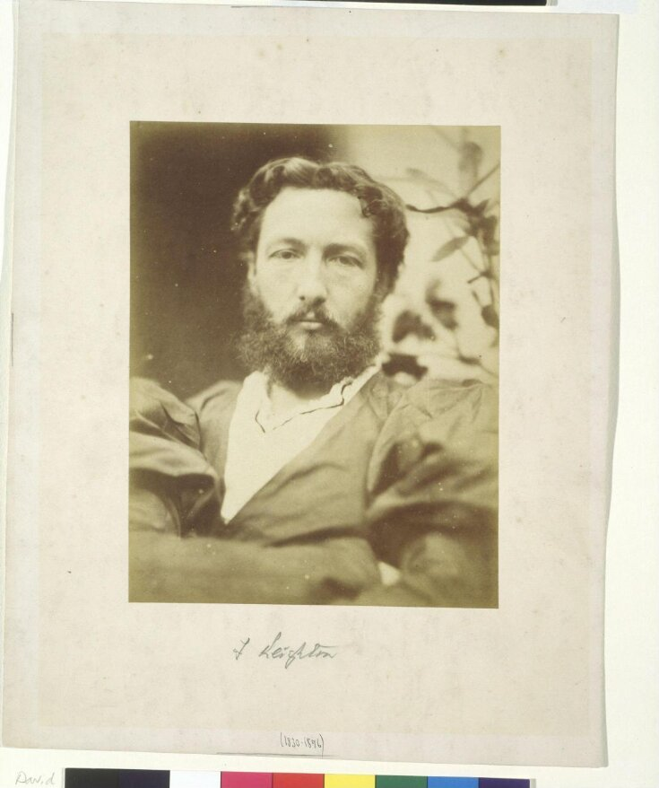 Frederic, Lord Leighton top image