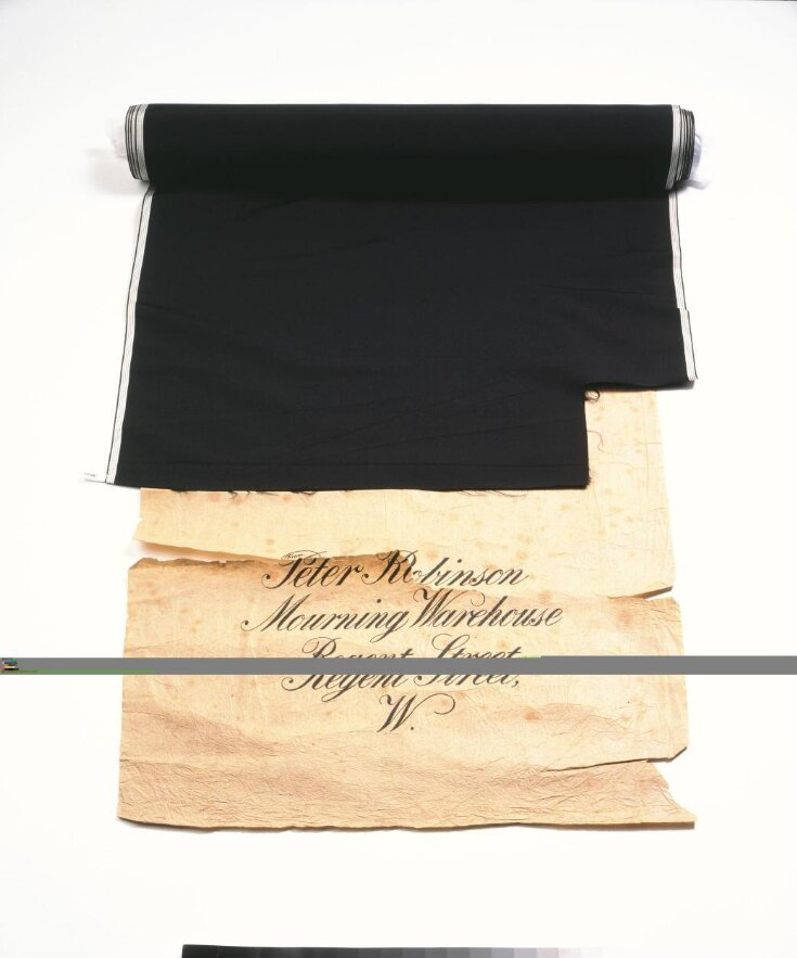 Dress Fabric and Paper top image