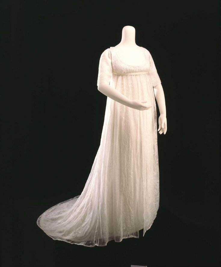 Gown top image