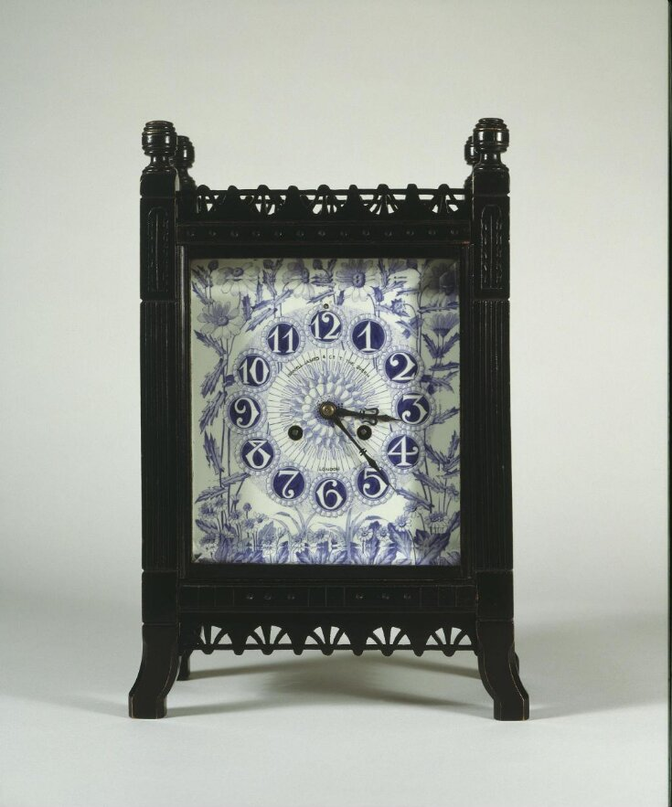 Clock top image