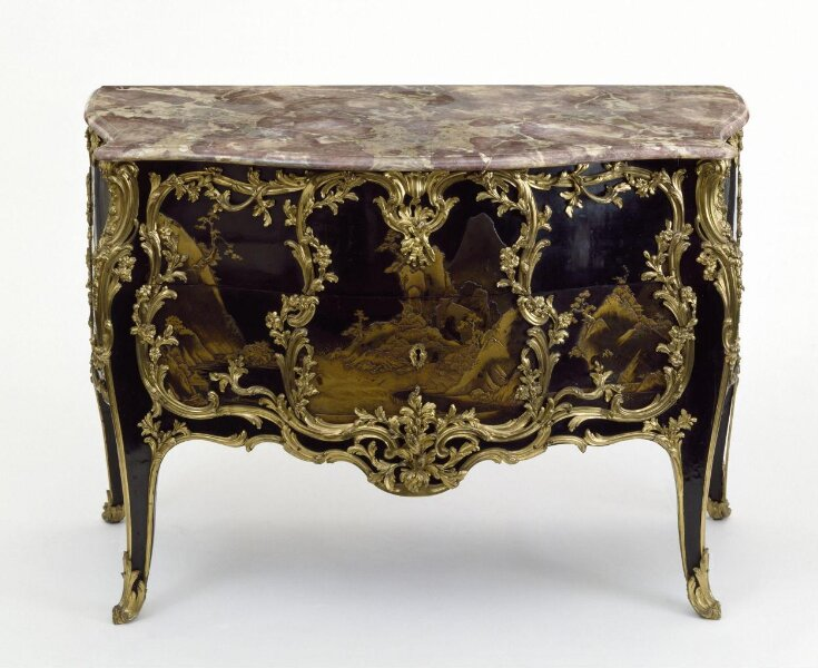 Commode top image
