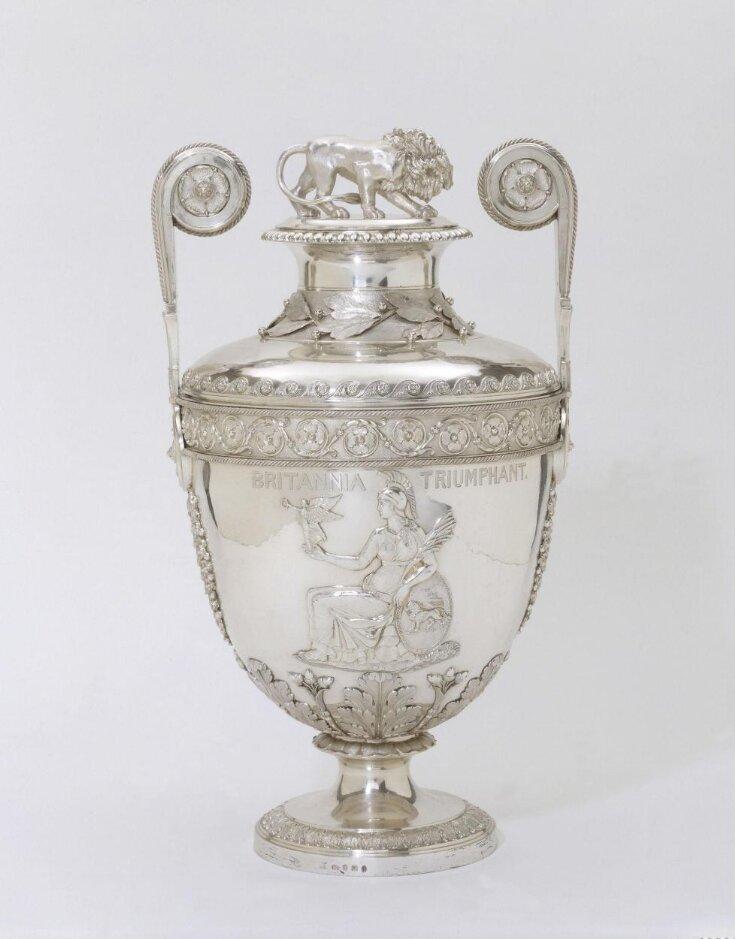 The Trafalgar Vase top image