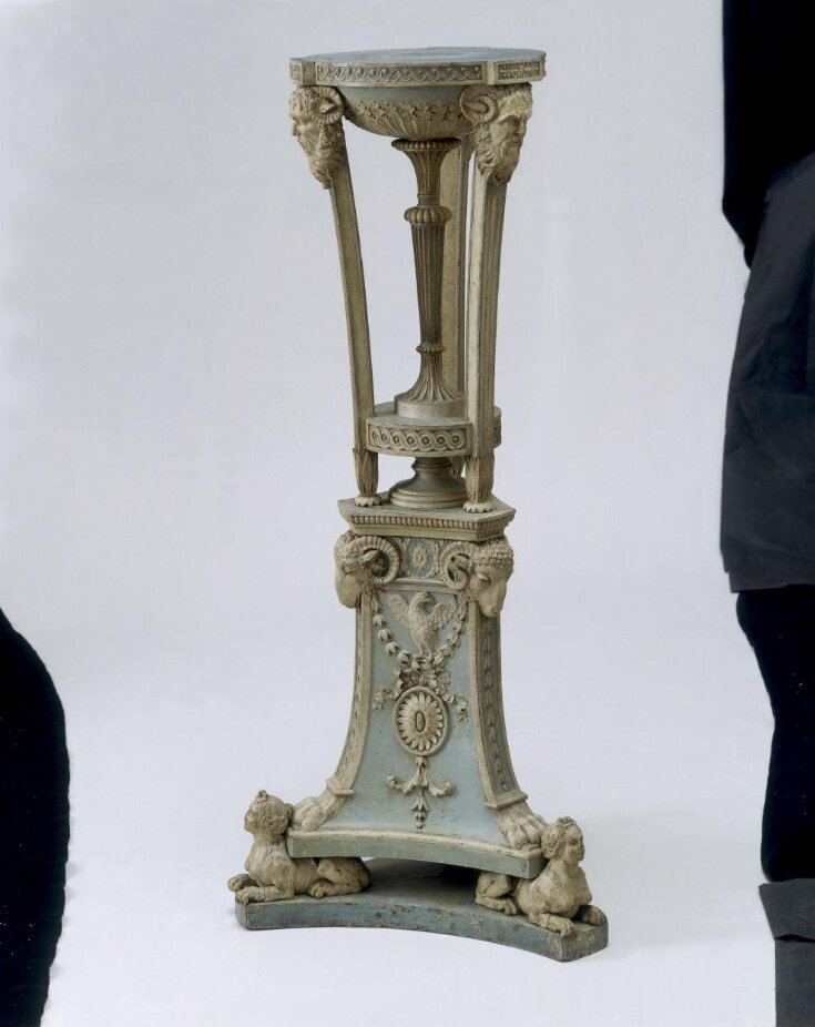 Candlestand top image