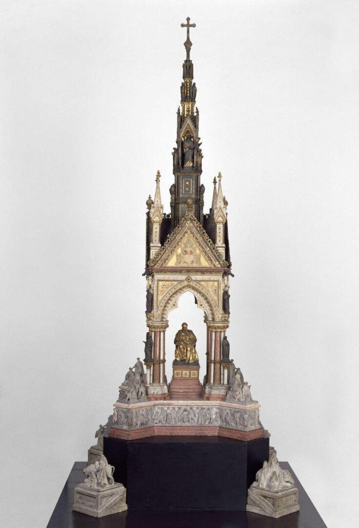 Albert Memorial top image