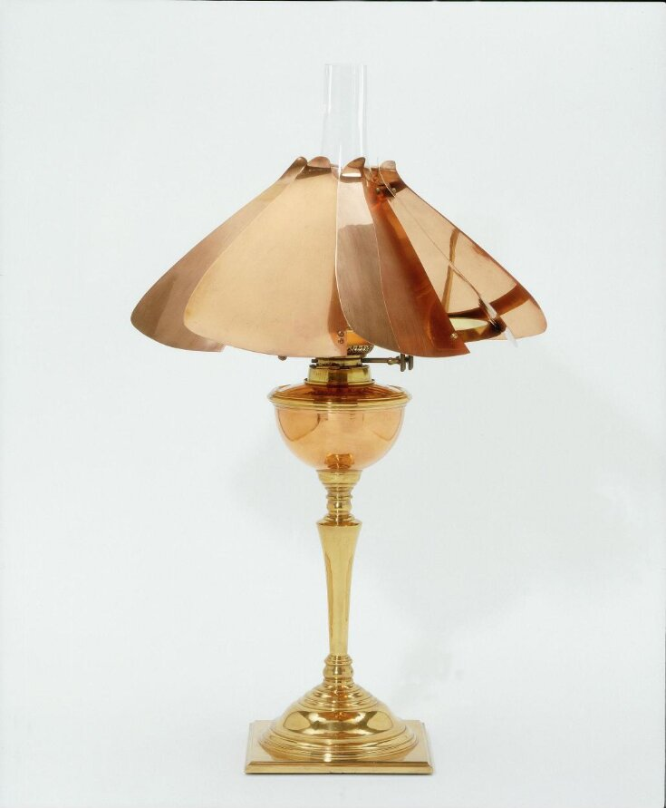 Oil Table Lamp top image