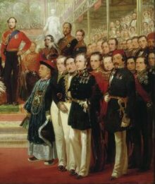 The Opening of the Great Exhibition by Queen Victoria on 1 May 1851 thumbnail 1