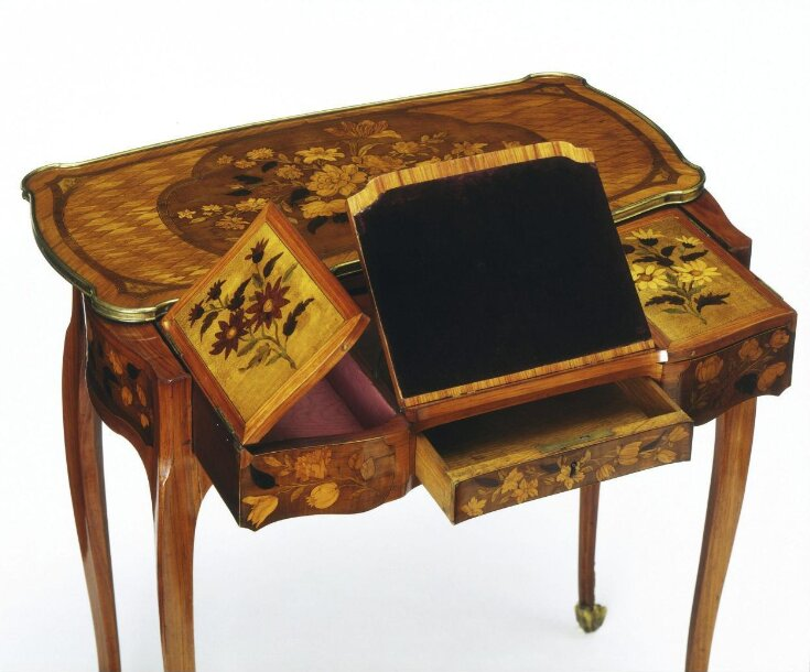 Mechanical Writing Table top image