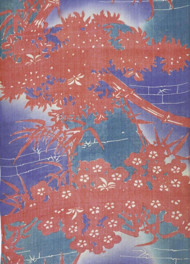 Kimono Fabric top image