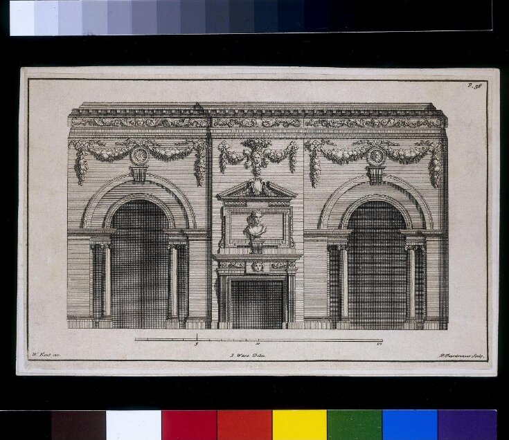 The Designs of Inigo Jones and others top image