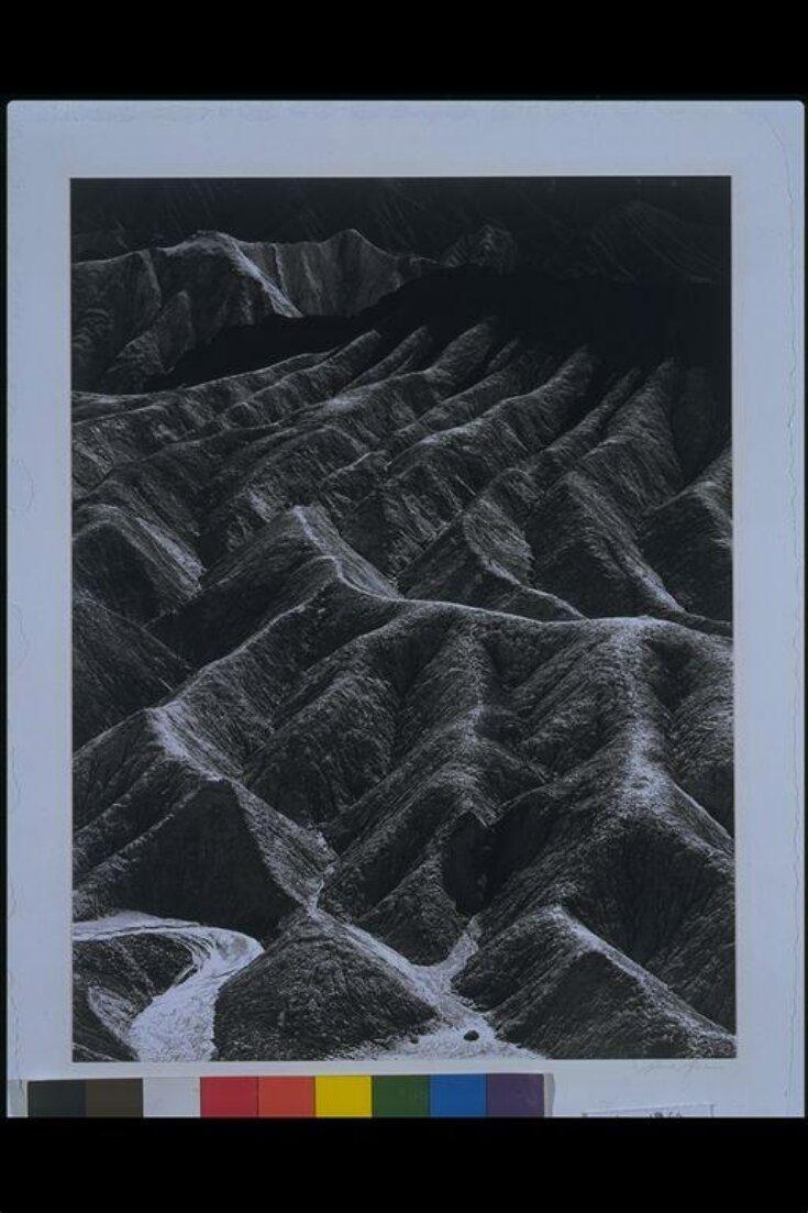 From Zabriskie Point, Death Valley, California top image