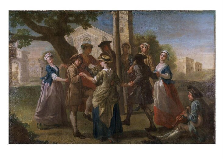 Country Dances Round a Maypole top image